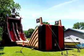 Southern Indiana's Only Inflatable Zip Line