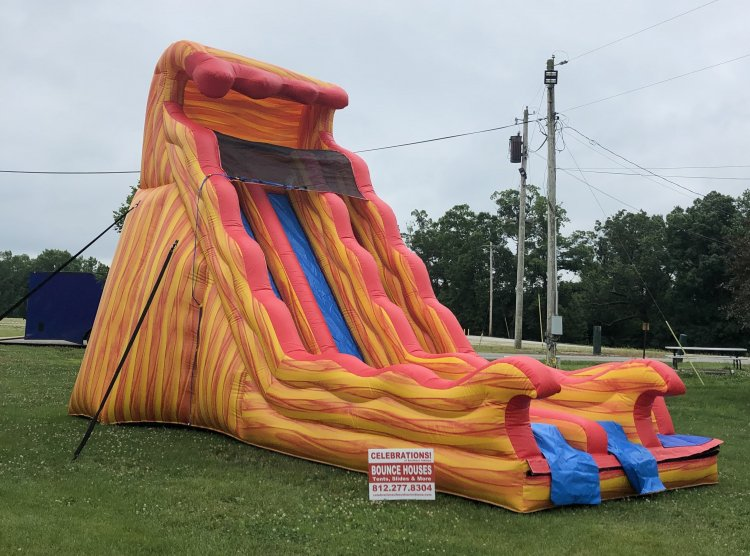 Slide Rentals Southern Indiana