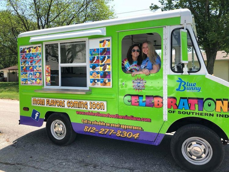 Ice Cream Truck Appearance