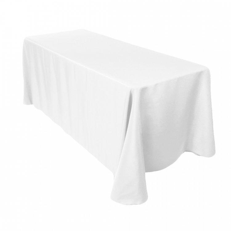 6' Tablecloth Floor Length