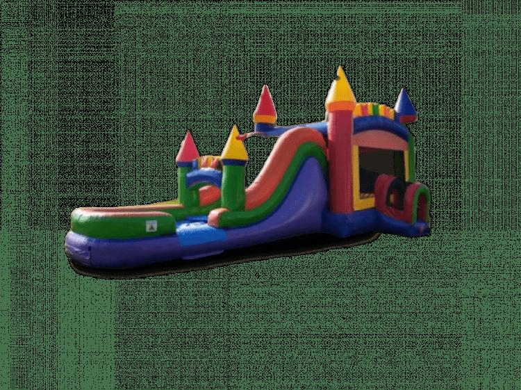 Combos (Slide & Bouncer)