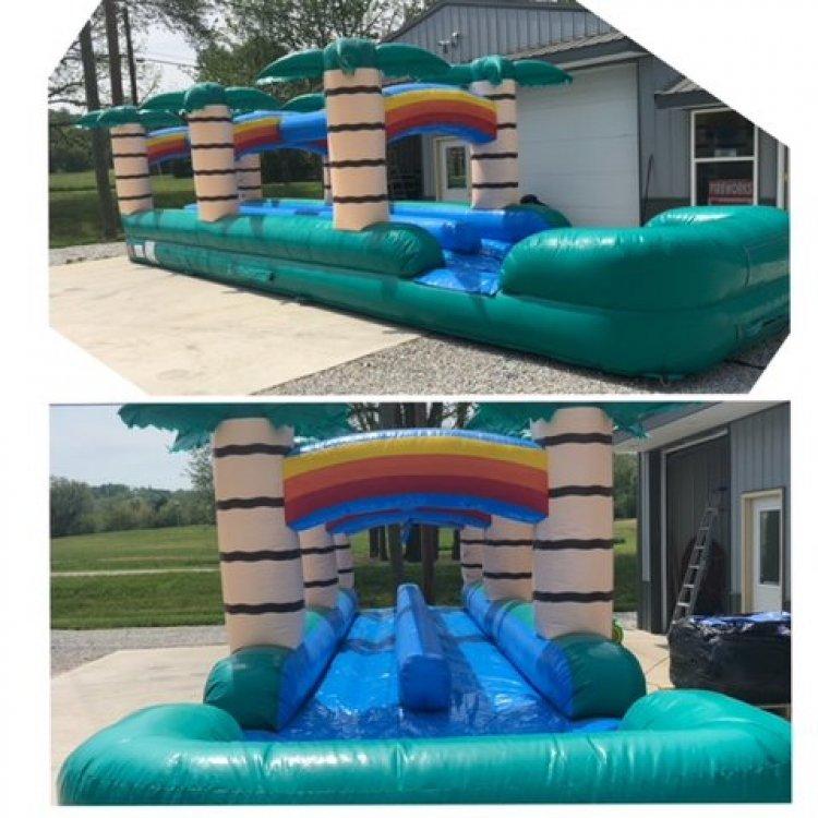 Foam Slip N Slide