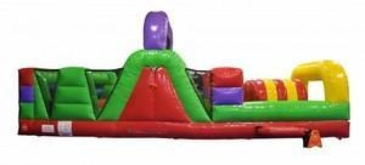 Retro Obstacle Course