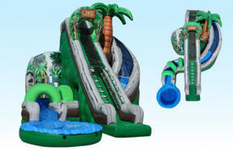 25' Coconut Falls Slide