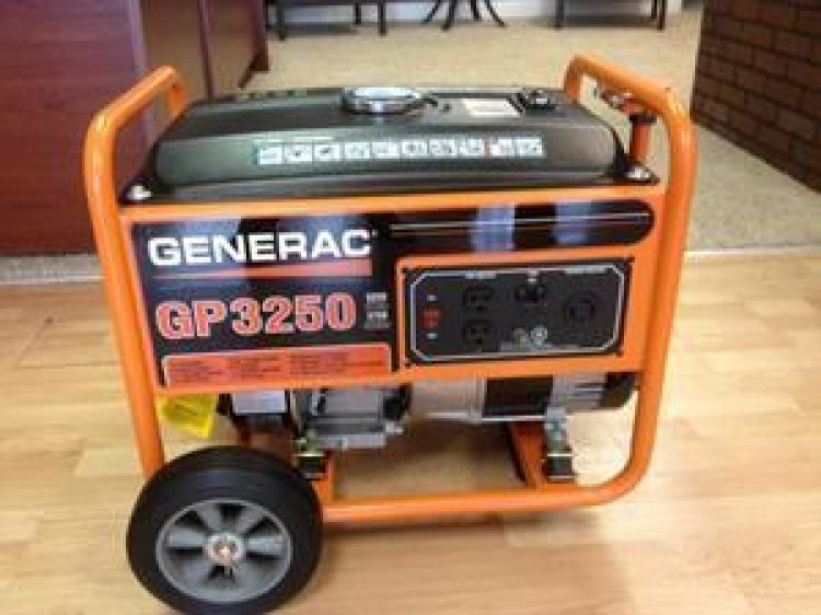 3250 Watt Generator