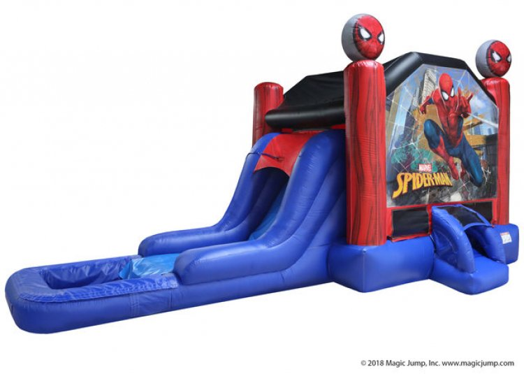 Bounce with Spider-Man
