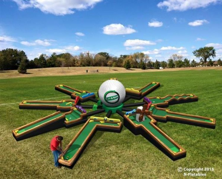 Play-A-Round Putt-Putt Golf