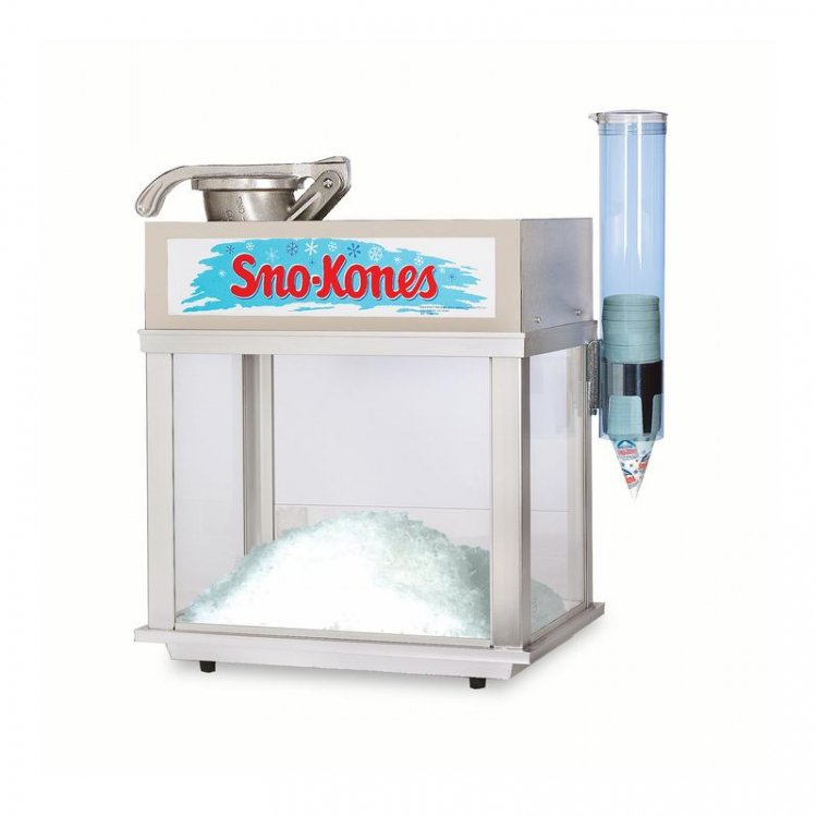 Sno-Konette w/ Insulated Ice Chest Caddy