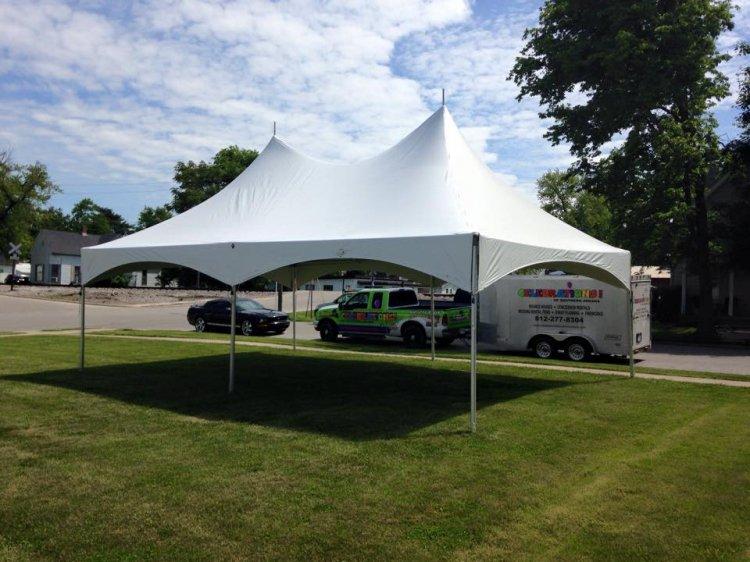 20'x30' High Peak Frame Tent