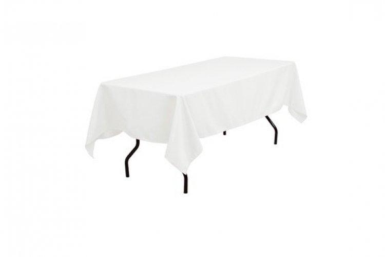 6' Tablecloth Lap Length
